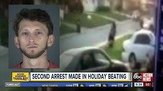 Second arrest made in beating of Holiday teen