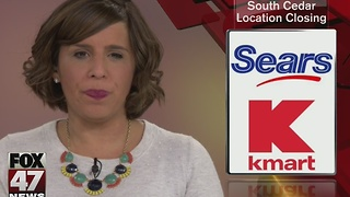 South Cedar location of Kmart closing - Video