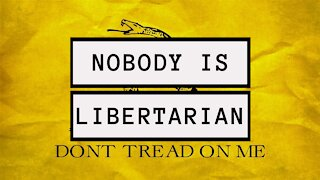 Nobody Is a Libertarian