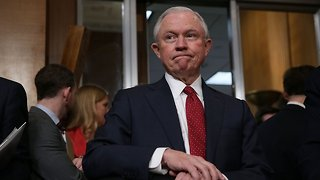 Sessions Might Be Looking To Crack Down On Legal Marijuana - Video