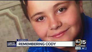 Remembering Cody Flom one year later - Video
