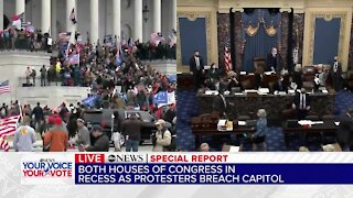 Chaos in the Capitol