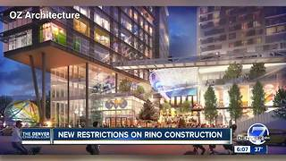 New restrictions on RiNo construction - Video