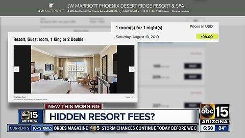Are resorts hiding extra fees?