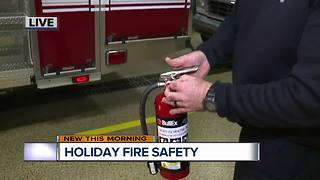 Here's how to use a fire extinguisher - Video