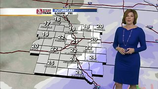 Jennifer's Evening Forecast