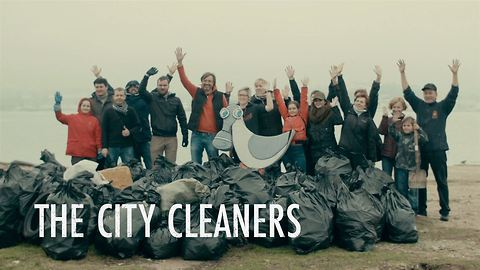 Bagging up a better future: dumps never looked cleaner