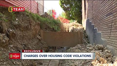 Euclid homeowner charged after botched job