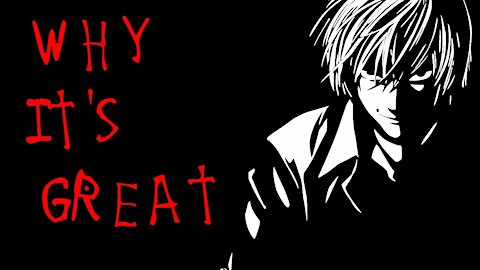 WHY DEATH NOTE IS BRILLIANT Death Note Spoiler Thew Review