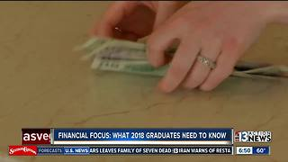 What 2018 graudates needs to know when it comes to finances