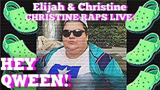 Christine Sydelko Raps! Hey Qween! HIGHLIGHT! - Video
