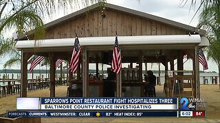 Sparrows Point restaurant addresses weekend fight outside restaurant
