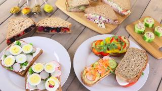 Sandwich Makeover - Video