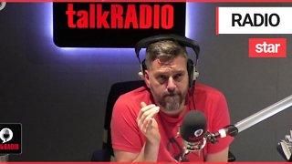 Presenter Iain Lee saved a man's life by talking on air for 30 minutes after saying he overdosed