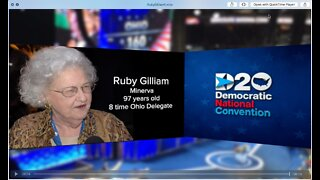 At 97, longtime Ohio Democratic Delegate is still going strong