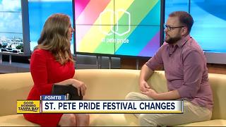 Changes set for 2017 St. Pete Pride Festival - Video