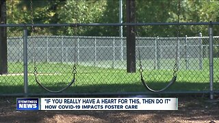 The impact COVID-19 has on the foster care system