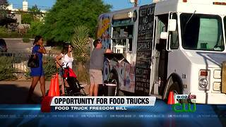 Tucson food truck vendors rejoice after Governor signs 'Food Truck Freedom' bill l