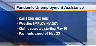 Nevada unemployment office new assistance filing system