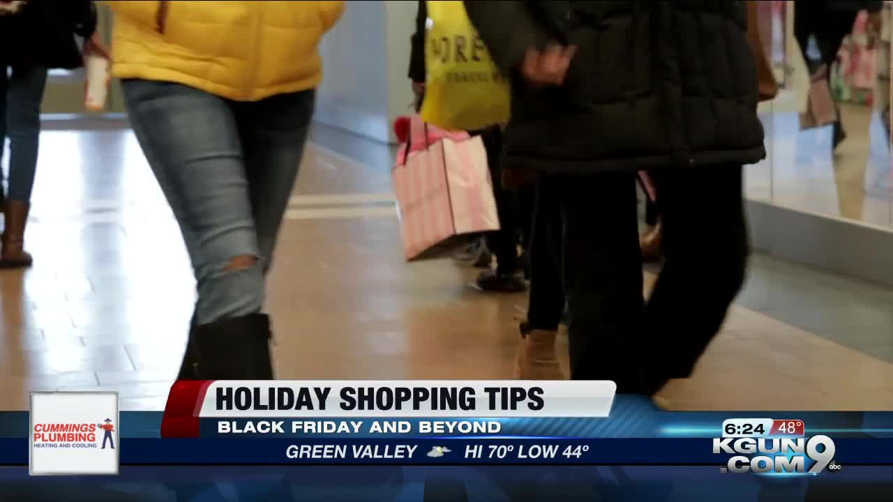 Consumer Reports: Holiday Shopping Tips