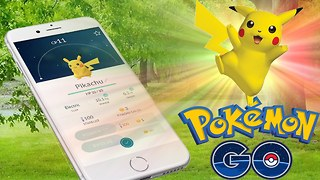 Pokemon GO - How to GET  PIKACHU as a Starter Pokemon - Unedited Raw Video  - Video