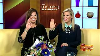 Molly and Tiffany with the Buzz for 9/7! - Video