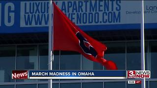 Downtown Omaha braces for March Madness