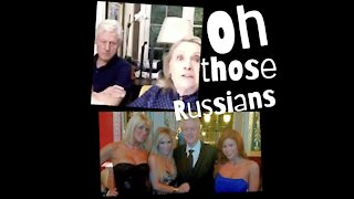 It's the Russians fault! Bill doesn't look too good...