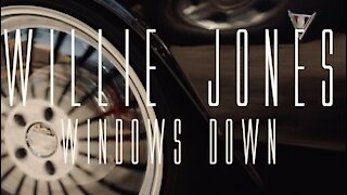 Windows Down by Willie Jones | Wide Open Country