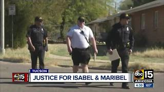 Charges filed in murders of Isabel Celis and Maribel Gonzales - Video