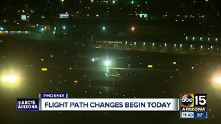 FAA makes more changes to departure routes from Sky Harbor - Video