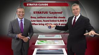 Geeking Out: Stratus Clouds