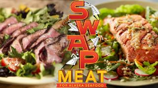 Alaska Seafood SWAP Meat - Video