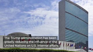 Trump Admin Puts UN in Its Place - Video