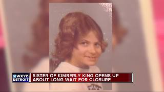 Kimberly King's sister speaks out as police search a Macomb County field - Video