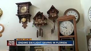 Florida lawmakers approve push for year-round daylight saving time - Video