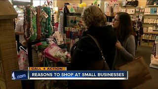 Reasons to shop small businesses