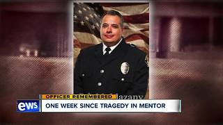 One week since Mentor office killed in hit-skip