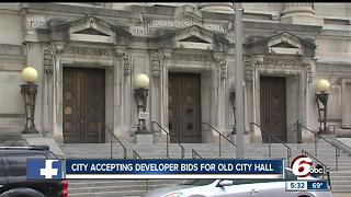 Ideas sought for new use of old Indianapolis City Hall - Video