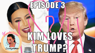 Kardashians Anonymous Episode 3 KIM KARDASHIAN LOVES DONALD TRUMP AND KENDALL JENNER IS A BALLERINA - Video