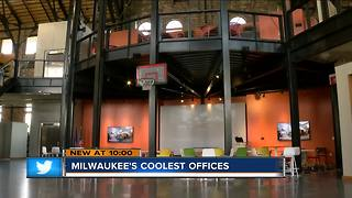 Inside Milwaukee's coolest offices - Video