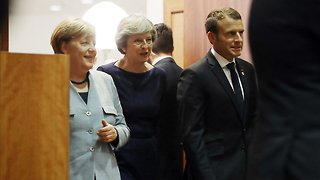 European Leaders Discuss How To Handle Recent US Policy Decisions