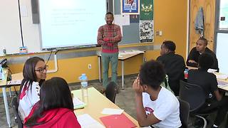 Wayne State University's Morris Hood Scholars Program making inroads - Video