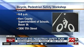 Bicycle and Pedestrian Safety Plan