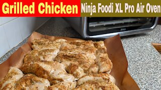 Grilled Chicken Tenderloins, Air Fryer Oven, Ninja Foodi XL Pro Recipe