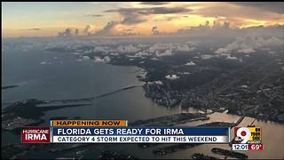 Florida gets ready for Irma - Video