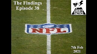 The Findings Episode 38 Earthquakes, Movies and Superbowl 7-2-21