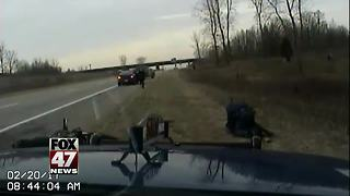 Indiana man sentenced in attack on Michigan state trooper - Video