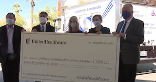 Catholic Charities of Southern Nevada receives $1M donation