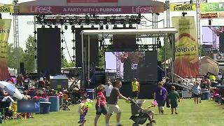 Hundreds of thousands expected for Lifest 2017 - Video
